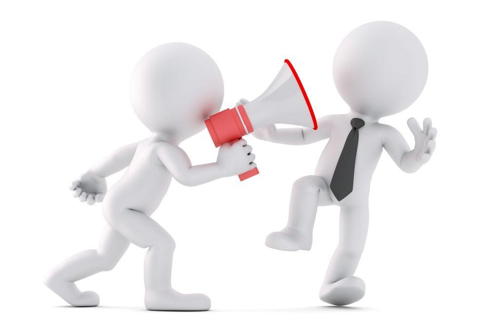verbale agressie